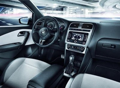 Volkswagen Cross Polo в исполнении Urban White